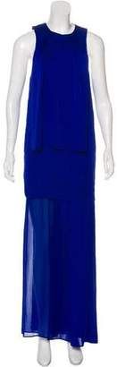 Acne Studios Sleeveless Maxi Dress