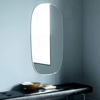 west elm Frameless Wall Mirror
