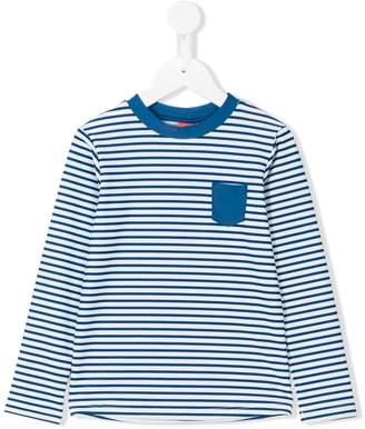 Sunuva striped long sleeve sweatshirt