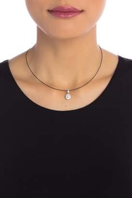 Alor 18K White Gold Diamond Pendant Necklace - 0.17 ctw