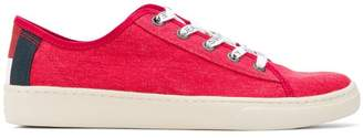 Tommy Jeans logo low-top sneakers