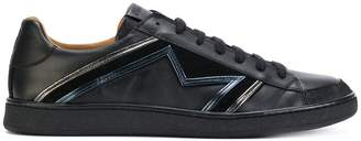 Marc Jacobs contrast trim sneakers