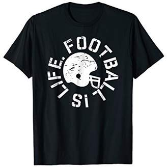 Tailgate Party funny Football is Life game day cookout shirt