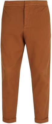 Barena VENEZIA Mid-rise cotton-blend trousers