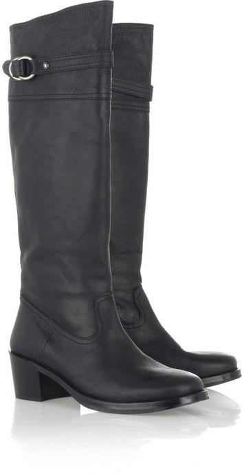 Philosophy Di Alberta Ferretti Leather riding boots