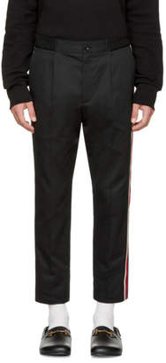 Gucci Black Jogging Trousers