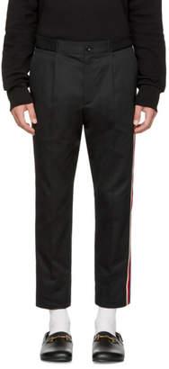 Gucci Black Jogging Trousers