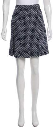 Marc Jacobs Polka Dot Mini Skirt