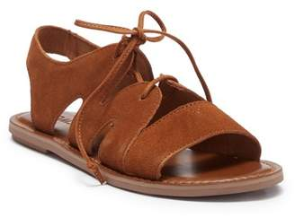 Toms Cinnamon Suede Sandal