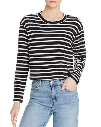 LnA Honey Striped Long-Sleeve Tee
