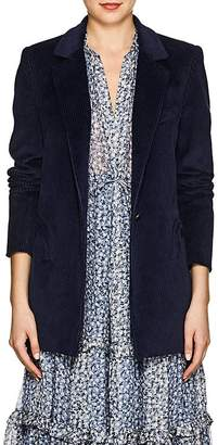 BLAZÉ MILANO Women's Timeless Cotton Corduroy Blazer