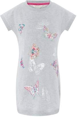 Monsoon Felicity Flutter Sweat Dress