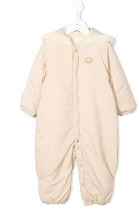 Mikihouse Miki House padded snowsuit