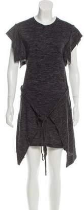 Etoile Isabel Marant Layered Short Sleeve Dress