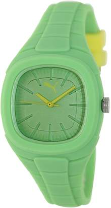 Puma Women's Active PU102882007 Silicone Quartz Watch