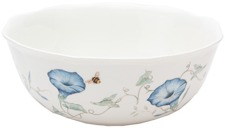 Lenox Butterfly Meadow Serving Bowl Small