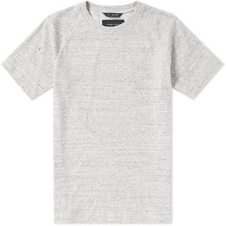 Wings + Horns Loop Knit Tee