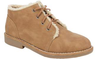 Seven Dials Lace-Up Desert Style Booties - Mitchell