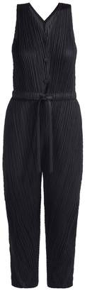 Pleats Please Issey Miyake Thicker Bounce Sleevless Jumpsuit