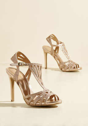 J.P. Original Corp. Play All the Spangles Heel $39.99 thestylecure.com