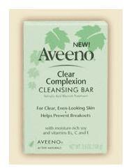 Aveeno Cleansing Bar - Acne