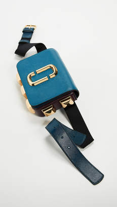 Marc Jacobs Hip Shot Studs Convertible Belt Bag
