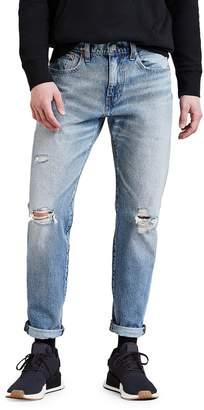 Levi's Premium Hi-Ball Roll Swingman Cropped Jeans