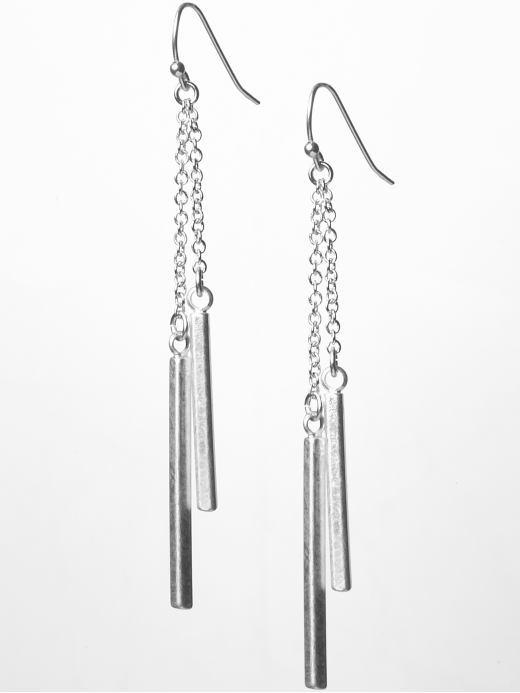 Skyscraper earring