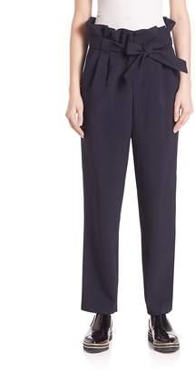 SET Women's Paperbag Waist Pants