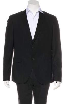 HUGO BOSS Stretch Tailoring Wool Blazer