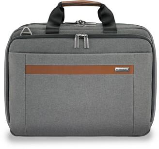 Briggs & Riley Medium RFID Pocket Expandable Laptop Briefcase