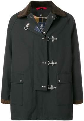 Fay toggle fastening jacket