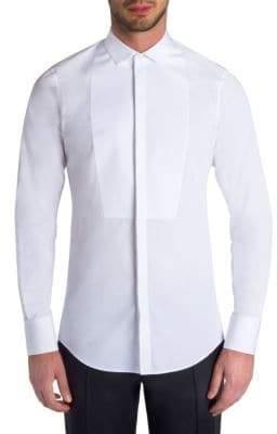 DSQUARED2 Slim Tuxedo Shirt