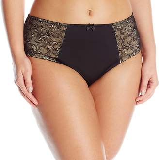 Goddess Women's Plus-Size Yvette Brief