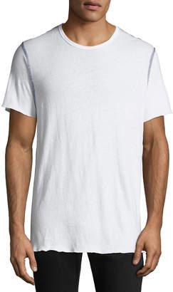 Rag & Bone Men's Contrast Stitch T-Shirt