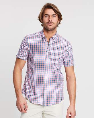 Ben Sherman SS House Gingham Shirt