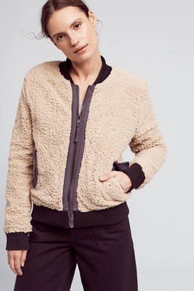 Marrakech Blocked Sherpa Bomber $148 thestylecure.com