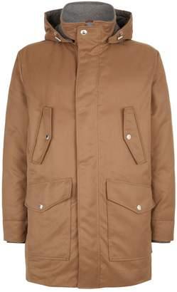 Brunello Cucinelli Water Repellent Hooded Jacket