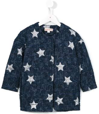 Anne Kurris Kitty Stars coat