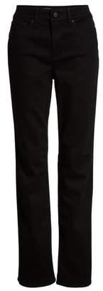 NYDJ Marilyn High Waist Straight Jeans