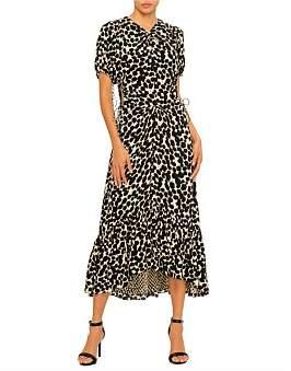 Proenza Schouler S/S Printed Cinched Dress-Printed Viscose Cdc