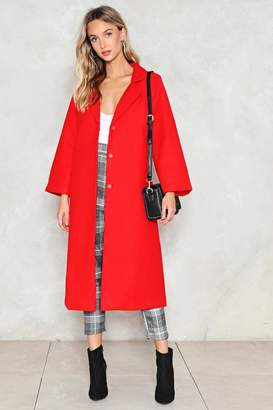 Nasty Gal Longing For This Duster Coat