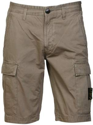 Stone Island Tc_old Bermuda Shorts