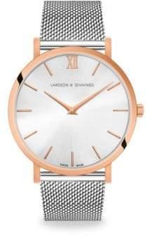 Larsson & Jennings Lugano Solaris Two-Tone Bracelet Watch