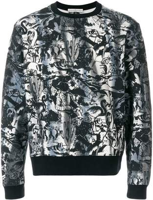 Golden Goose printed sweatshirt