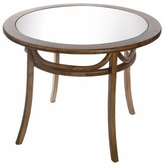 Darby Home Co Cédric Contemporarily Classic Bistro Dining Table Darby Home Co