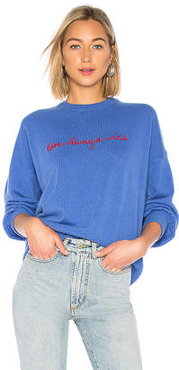 Spiritual Gangster Love Wins Cashmere Blend Sweater