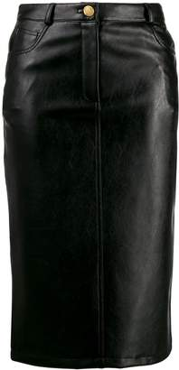 Moschino slim-fit pencil skirt