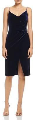 Black Halo Bowery Velvet Dress - 100% Exclusive