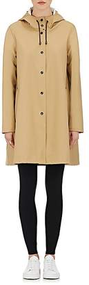 Stutterheim Raincoats Women's Hooded Mosebacke Raincoat
